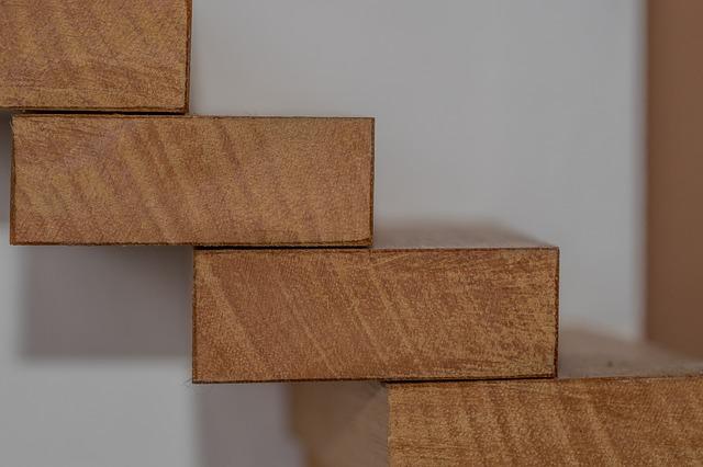 Voordelen houten trap