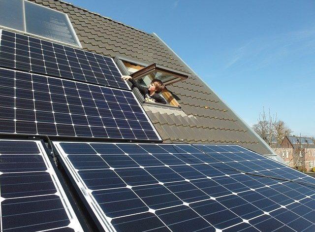 Waarom zonnepanelen huren