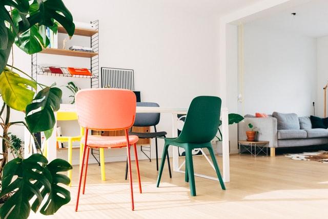 Welke stoel in je woonkamer plaatsen